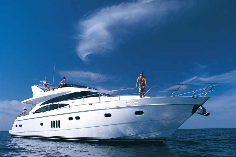 Private Motor Yacht Hire